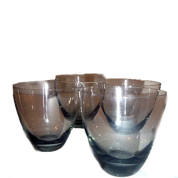 Gray Stemless  Glasses