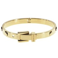 Michael Kors Astor Metal Buckle Bangle Bracelet | Dillards.com