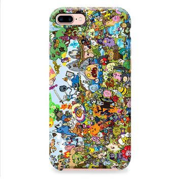 Adventure Time 2 iPhone 8 | iPhone 8 Plus Case