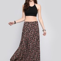 Sound Garden Maxi Skirt - Bottoms - Clothes | GYPSY WARRIOR