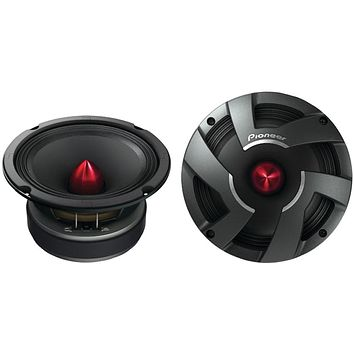 "Pioneer Pro Series 6.5"" 500-watt Mid-bass Drivers"
