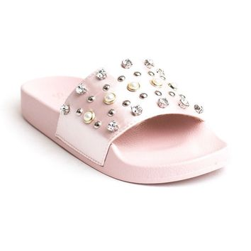 Princess Slides - Pink
