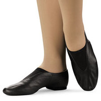 Super Jazz Split-Sole Slip-On Shoe; Bloch