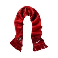 Nike Portugal Supporters Scarf Size ONE SIZE (Red)