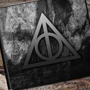 Deathly Hallows Harry Potter Photo Album or Scrapbook - Custom Stefanie