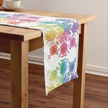 Aztec Short Table Runner