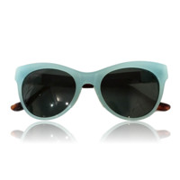 The Row Women's 36 Blue Sunglasses