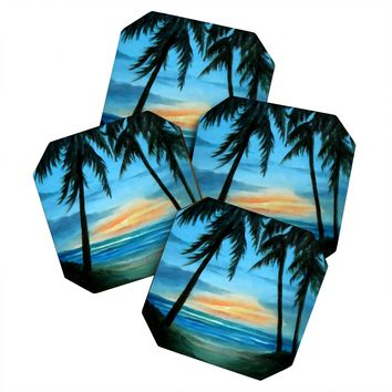 Rosie Brown Good Morning Sunshine Coaster Set