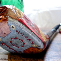 Ben Hogan Golf Club Bottle Opener -- Ben Hogan Golf Company 'Speed-Slot 208' 3 Wood