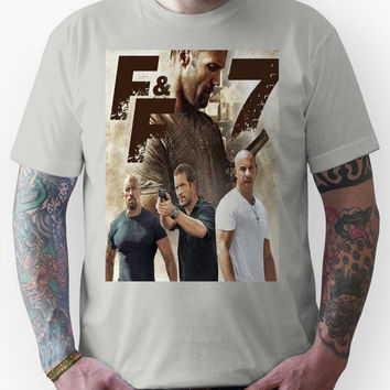 Special Series , Limited For Fast & Furious 7 Fans Unisex T-Shirt