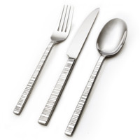 Mirasol 20 Piece Flatware Set - Hampton Forge Signature