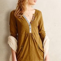 Calantha Pocket Henley by Little Yellow Button