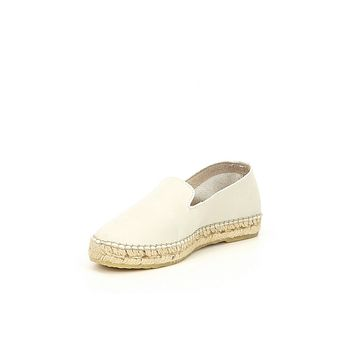 Free People Laurel Canyon Espadrille White