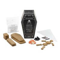 DIY Skeleton Coffin Kit
