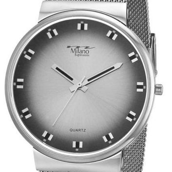 Leiland (39mm Silver)