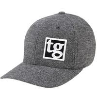 TG Patch Hat (Dark Heather Grey)