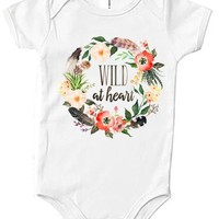 Wild at Heart Floral (Baby)