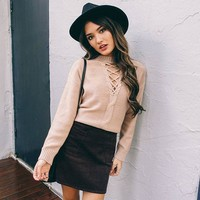 Women's Fashion Knit Tops Sweater Jacket [8341503041]