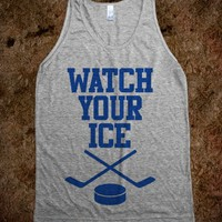 Watch Your Ice