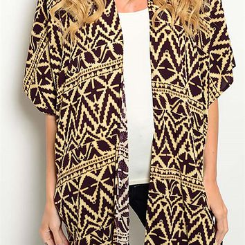 Let It All Out Kimono