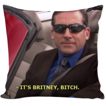 Michael Scott pillow