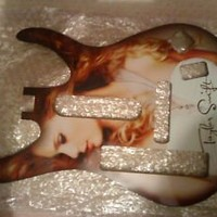 Taylor Swift Guitar Hero Faceplate for Wii