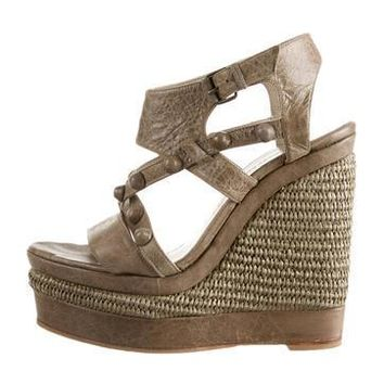 balenciaga wedges 5
