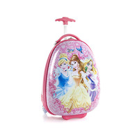 Disney Princess Rolling Luggage Suitcase [Birdies]