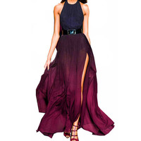 Jalel Gradient Luxury Dress