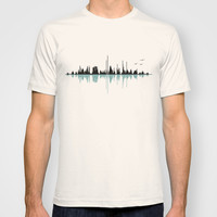 Music City T-shirt by Jorge Lopez