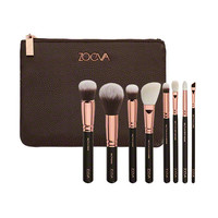 Zoeva Limited Edition 8pcs Luxious Rose Gold Makeup Brushes Sets Kits-in Makeup Brushes & Tools from Health & Beauty on Aliexpress.com | Alibaba Group