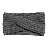 H&M Ribbed Headband $12.99