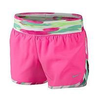 Nike 7-16 Tempo Rival Graphic Shorts