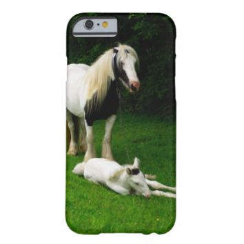 Gypsy horse iPhone 6 case