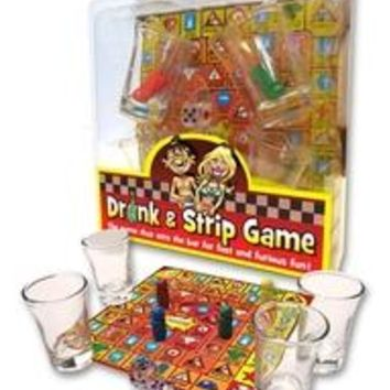Drink and Strip Game