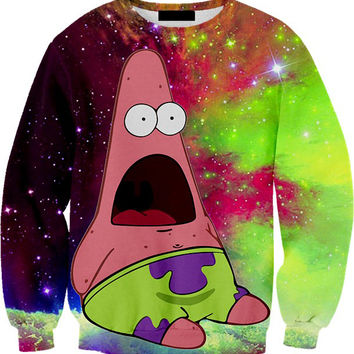 PATRICK STAR GALAXY Sweater