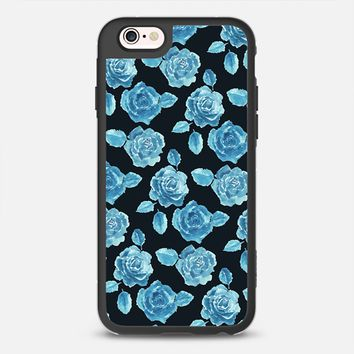Blue Rose II iPhone 6s case by Susanna Nousiainen | Casetify
