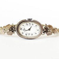 Vintage women's Mechanical Watch Bracelet LUCH
