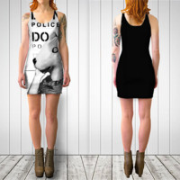 Land of No Rules Bodycon dress