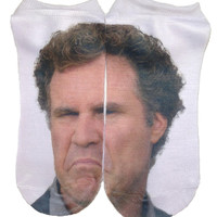 WILL FERREL SOCKS