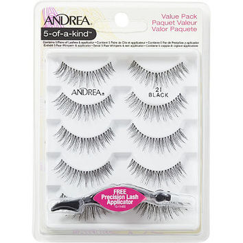 Andrea 5 of a Kind Lash #21 with Applicator | Ulta Beauty