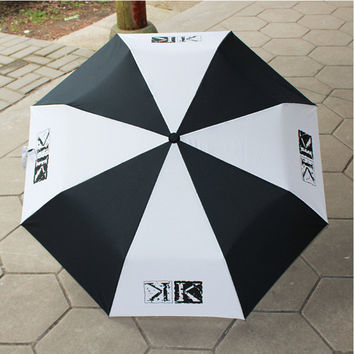 Isana Yashiro  Anime Triple Folding Umbrella CP153536