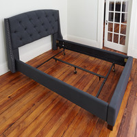 Simple and Easy Adjustable Bed Frame