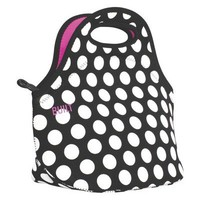 Built NY Gourmet Getaway Lunch Tote - Big Dot Black/White