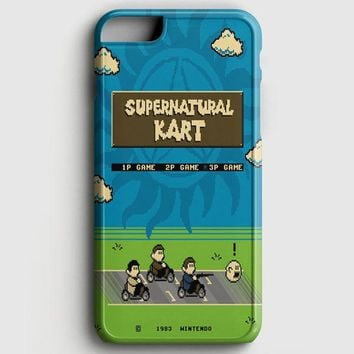 Supernatural Items iPhone 6/6S Case