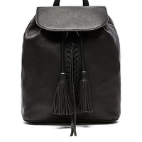 Moto Backpack in Black
