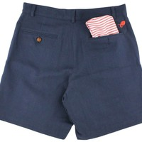 Freedom Shorts in Annapolis Navy Twill by Blankenship Dry Goods
