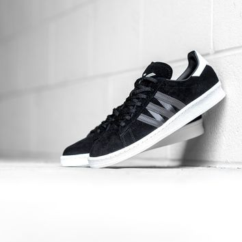 AA QIYIF White Mountaineering x Adidas Campus 80s - Black/White