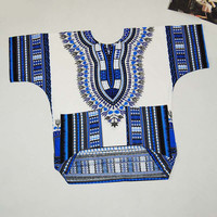 Boho Women Summer Dress Hippie Punk Traditional Dashiki Top Shirt Dresses African Clothing