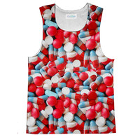 Pills Loose Tank Top